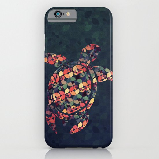 The Pattern Tortoise iPhone & iPod Case