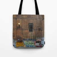 Graffiti #1 Tote Bag