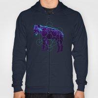 Sacred Hyena Color Hoody