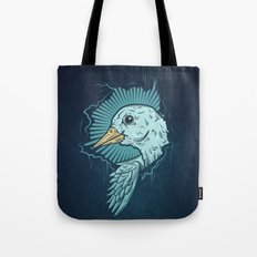 Tweeting Tom - What are you doing? Tote Bag