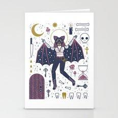 The Gatekeeper Stationery Cards