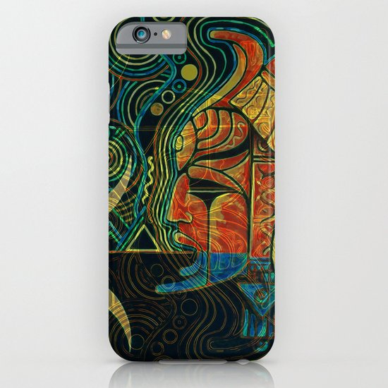 They Who Drink Chaos iPhone & iPod Case