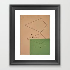 mini moave Framed Art Print