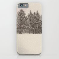 snowfall iPhone 6 Slim Case