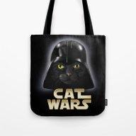 Cat Fener  Tote Bag