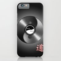 iPhone & iPod Case featuring tao_disk by mauro mondin