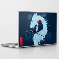 Hime Laptop & iPad Skin