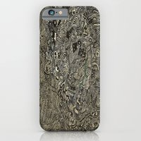 iPhone & iPod Case featuring Geothermal by Erik V. Moule (In Detail)