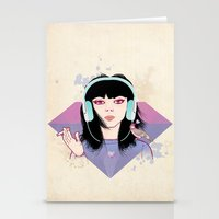 Marianne Renoir Stationery Cards
