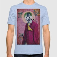 What Are You Laughin' At… Mens Fitted Tee Athletic Blue SMALL