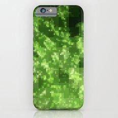 Digital Pointillism iPhone 6 Slim Case