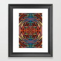Metamorphasist Avatar Framed Art Print