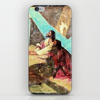 double jesus iPhone & iPod Skin