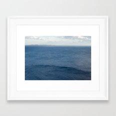 Big Sea 6597 Framed Art Print