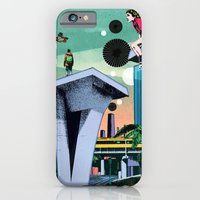 iPhone & iPod Case featuring During his absence by Pierre-Paul Pariseau