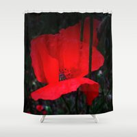 King Of Fields Shower Curtain