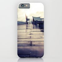 iPhone & iPod Case featuring Olympia waterfront  by Vorona Photography