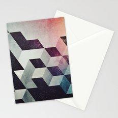 spyce ryce Stationery Cards