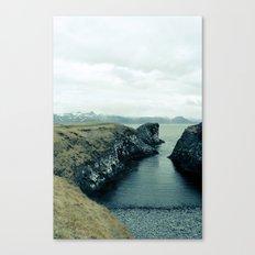 Snaefellsness Canvas Print