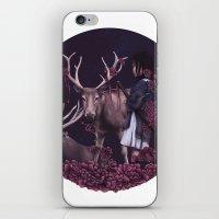 Little Dragon iPhone & iPod Skin