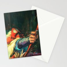 The Young Man from the East Stationery Cards