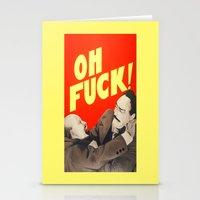 Oh F*#k ! Stationery Cards