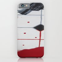 A Bullet To The Head iPhone 6 Slim Case
