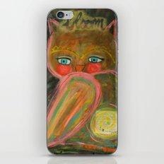Pink Cheeks iPhone & iPod Skin