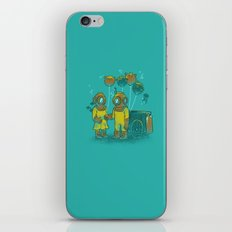 the BalloonFish Vendor iPhone & iPod Skin