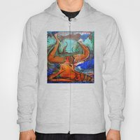 Yoga In The Great Northw… Hoody