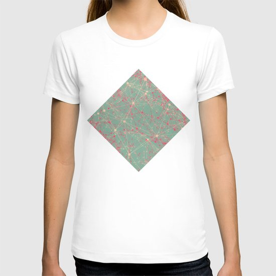LINK abstract I T-shirt