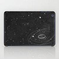 the solar system iPad Case