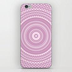 Kaleidoscope Pink Pattern iPhone & iPod Skin
