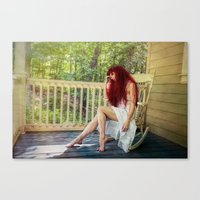 Summer Reveries Canvas Print