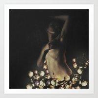 GREAT LIGHT  Art Print