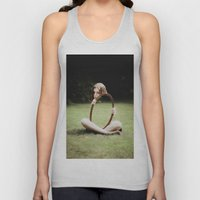 Invisible Unisex Tank Top