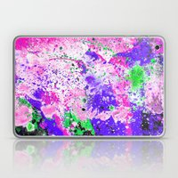 Watercolour Paint Splash Laptop & iPad Skin