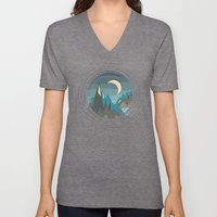 Textures/Abstract 123 Unisex V-Neck