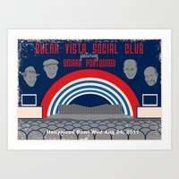 Buena Vista Social Club … Art Print
