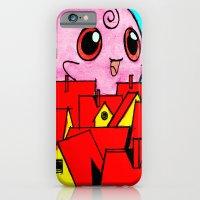 Pink Horror iPhone 6 Slim Case