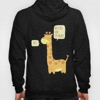 Giraffe Problems! - Baby… Hoody