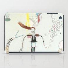 Desire creates the power. iPad Case