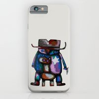 iPhone & iPod Case featuring Sheriff by Rudolf Brancovsky