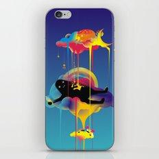 High in the Sky iPhone & iPod Skin
