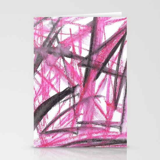 Scribble Stationery Card