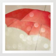 Art Print featuring Whisked Away by Laura Ruth