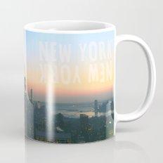 New York, New York Mug
