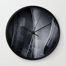 Folded Wall Clock