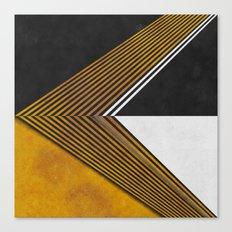 Geometric Soul Canvas Print