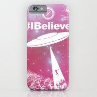 #Ibelieve UFO iPhone 6 Slim Case